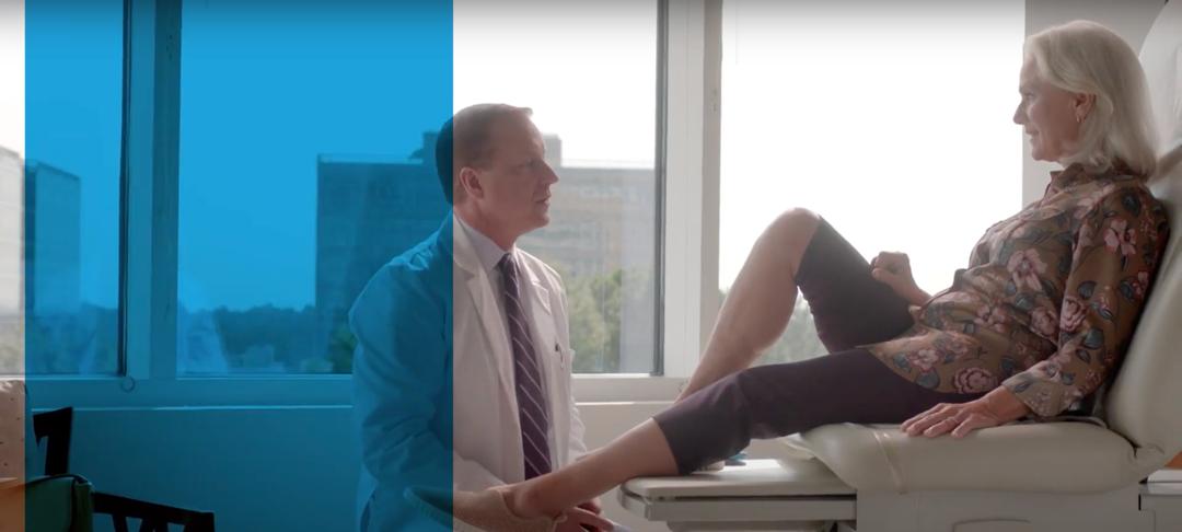 video orthopedic