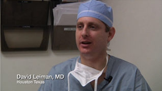 Dr Leiman administers EXPAREL via TAP in small bowel resection